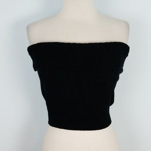Liz Claiborne sweater tube top